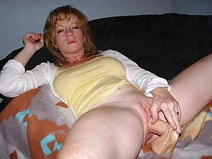 nasty tits age-old women masturbating