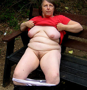 erotic beauty granny fat pussy