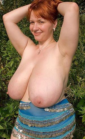 redhead granny hot porn pic