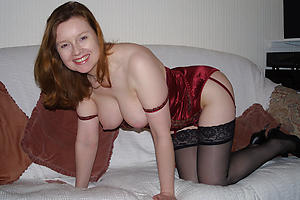 dispirited beauty amateur milf