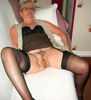 free pics of sexy granny alongside stockings