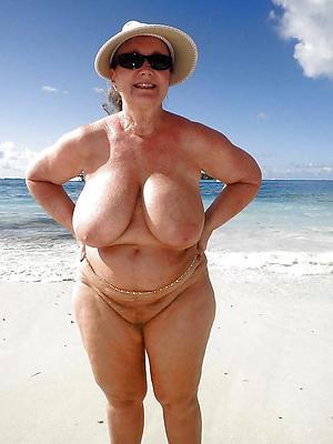 porn pics of large granny boobs