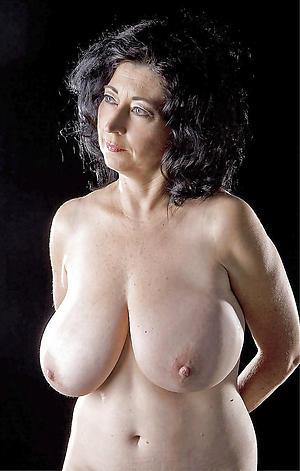 granny saggy boobs bungling slut