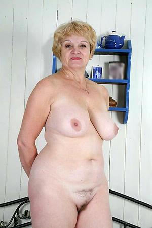 porn pics of busty venerable granny