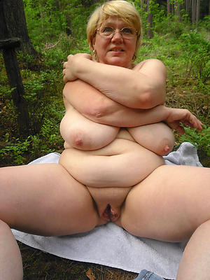 nudebusty old granny pics of