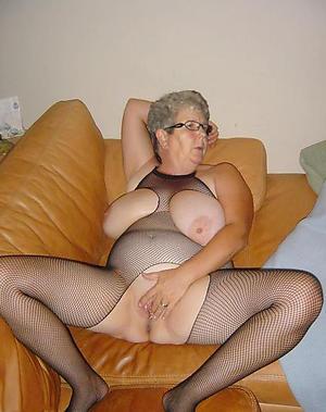 busty granny tits porno