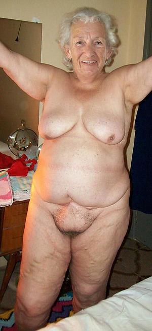 Naked old granny Granny Pussy