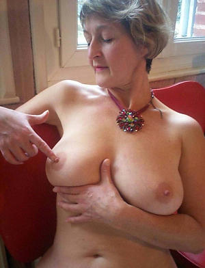 xxx sexy elegant older women