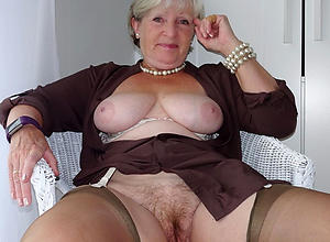 nude old woman nasty interior
