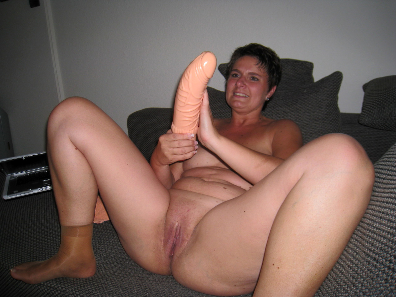 Marketable doyenne women masturbating
