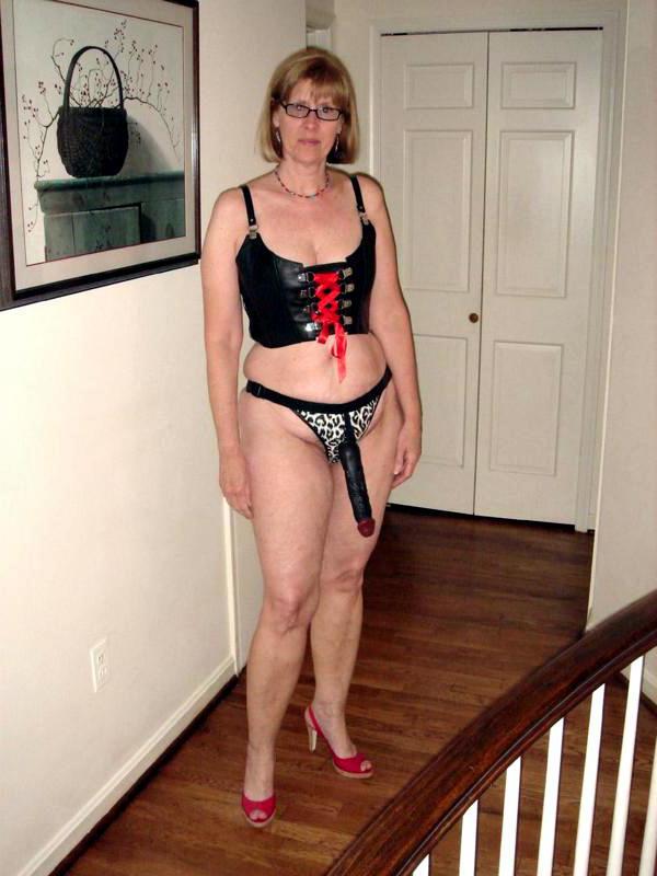Grannies in lingerie