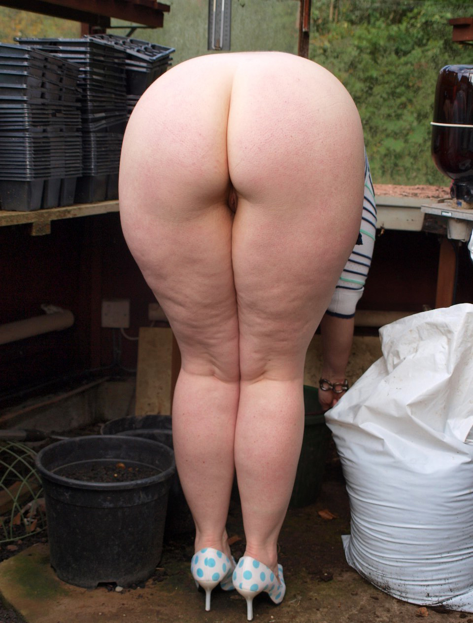 Fat Ass Granny Porn